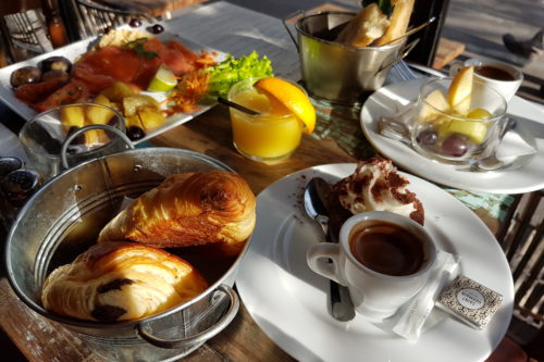 Brunch Paris